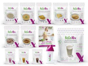 ketonová dieta na 3 týdny ketomix