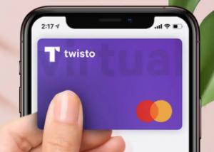 virtuální karta twisto