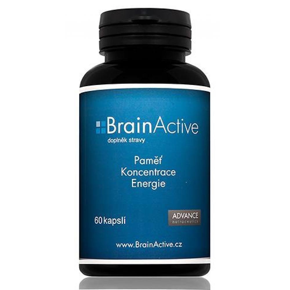 Advance Brainactive – jak na mě působil? Přečtěte si mou recenzi