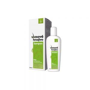 vlasové hnojivo šampon